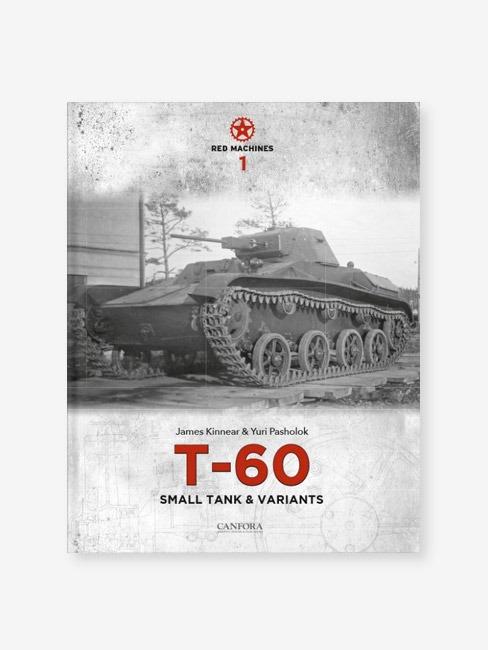 T-60 Tank book