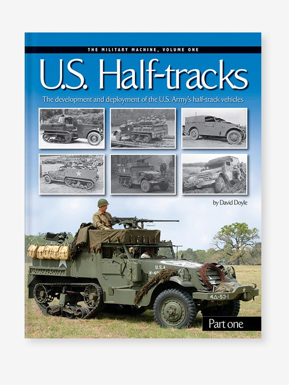 US Half-tracks vol 1